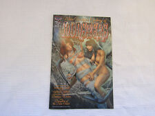 Mike Wolfer's Gallery Of Monsters #1 Nude Cover Variant - American Mythology New