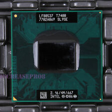 Intel Core 2 Duo T7400 SL9SE CPU Processor 667 MHz 2.16 GHz