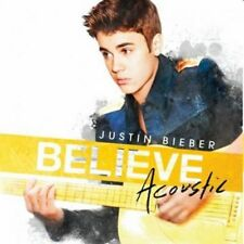 JUSTIN BIEBER - BELIEVE - ACOUSTIC [CD]