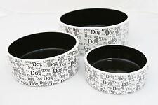 Hunde Fressnapf Keramiknapf Trinknapf Freßnapf Futternapf oder Wassernapf