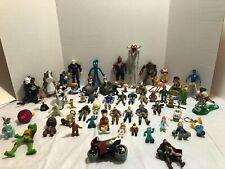 Mixed Lot Figures Jimmy Neutron Alf Tmnt Coco Mr T Gumby Violator Spawn Disney