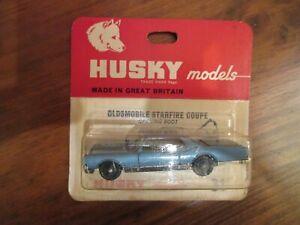 Corgi Husky - Oldsmobile Starfire Coupe - Number 31. Original and boxed.