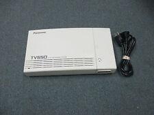Panasonic KX-TD816 KX-TA824 KX-TVS50 Rls 1 - 2 Port Voice Mail Processing System