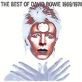 The Best Of David Bowie 1969/1974 (1997) - CD