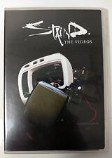 Video DVD - STAIND - The Videos - Excellent (EX) WORLDWIDE