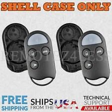 2 for 1995 1996 1998 1999 Nissan Maxima Remote Shell Case Car Key Fob Cover
