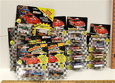 18 Vintage Racing Champions StockCar NASCAR Racing Superstars Roaring Racers NOC