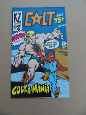 Colt 2 . KZ  Comics 1986 . FN / VF