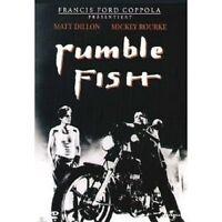 RUMBLE FISH -  DVD NEUWARE MATT DILLON,MICKEY ROURKE,DENNIS HOPPER