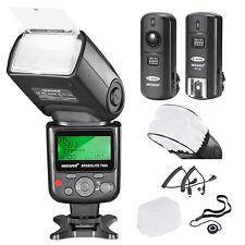 Neewer VK750II i-TTL Flash Speedlite Kit for Nikon D7200 D7100 D7000 D5300 D5200