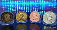 A Bolivarcoin Full Set Physical Crypto (bitcoin)