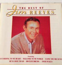 Jim Reeves  : The Best Of Jim Reeves - CD, Fast Post
