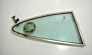 Genuine Porsche 911 Rear Opening Quarter Window Tinted RH 90154301225 USED