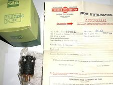 Klystron TH2726C CFTH NOS in BOX