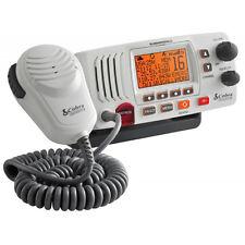 Cobra Mr F57W 25 Watt Fixed Mount Vhf Radio White [Mr F57W]