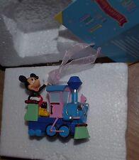 Tren De Tienda Disney Mickey Mouse Decoración Disneyland Paris boubl Árbol De Navidad