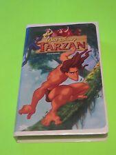 TARZAN THX WALT DISNEY FRENCH VERSION VHS RARE LEARN FRENCH