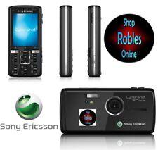 Sony Ericsson k850i Negro (sin bloqueo SIM) 3g 5pm Cybershot pixesfehler muy bien