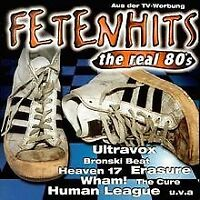 Fetenhits - The Real 80's von Various | CD | Zustand gut