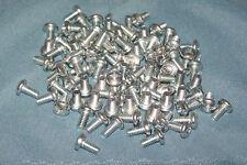 "( 100 )1/4-20 x 1/2"" Pan Head Phillips Machine Screws Steel Zinc Plated"