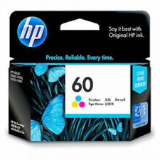 Retail Box 2017 GENUINE HP 60 Color Ink For F4580 F4500 F4480 F4450 F4440 F4435