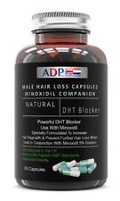 Minoxidil Companion Pills *1 Month Supply DHT Blocker Men's Hair Loss Treatment
