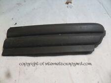 Honda Stream 1.7 Vtec 00-06 D17 front bumper RH lower grille plastic insert trim
