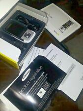 Samsung Seek SPH-M330 - White (Sprint) Cellular phone parts or fix  (N249)B