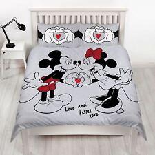 Disney Mickey y Minnie Mouse Love juego cama doble