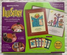 Creations By You IlluStory~Create Publish Your Own Book~Photos Memories FreeShip