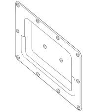 Genuine Nissan Door Trim Panel 90901-1PA0A
