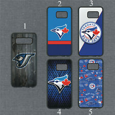 Toronto Blue Jays Phone Case For Samsung Galaxy S21 S20 S10 S9 Note 20 10 9 8