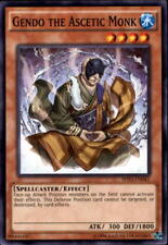 2016 Yu-Gi-Oh Shining Victories #SHVIEN041 Gendo the Ascetic Monk C