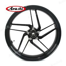 Arashi Motorbike Front Wheel Rim For Ducati 1199 Panigale 2013 2014 2015 Black