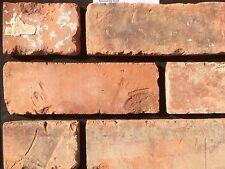 Genuine Reclaimed Brick Slips.                         (not Imitation Concrete)