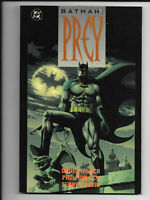 Batman Prey #1 1992 NM TPB First Print DC Comics