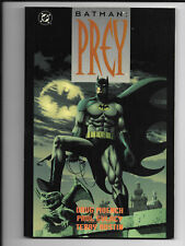 Batman Prey #1 1992 NM TPB First Print DC Comics