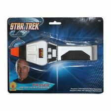Star Trek The Next Generation Phaser mit Soundfunktion Enterprise Captain Picard