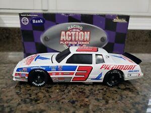 1983 NASCAR #3 Ricky Rudd Piedmont Monte Carlo BANK 1:24 - RARE