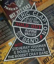 Eric Clapton Sold Out patch