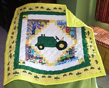 Farm Handmade Unisex Crib Quilts & Coverlets