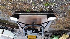 Meyer snow plow lift pump frame WITH E57 Meyers EZ Classic Full Size 11255,46100