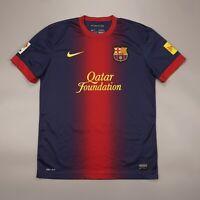 Barcelona 2012 2013 Home Football Soccer Shirt Jersey Camiseta Nike 478323-410