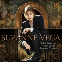 SUZANNE VEGA - TALES FROM THE REALM OF THE QUEEN OF PENTACLES  CD NEU