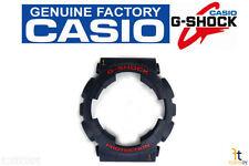 CASIO G-Shock GA-100MC-2A Original Blue Rubber Watch BEZEL Case Shell