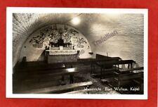 cpsm Pays-Bas MAASTRICHT - Fort Wullen, Kapel