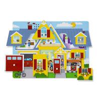 Melissa & Doug Sound Puzzle ~ Around the House  2+