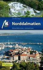 Reiseführer Kroatien Dalmatien Zadar 016/17 Michael Müller Verlag Pag Knin Silba