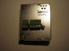 Lenze EMF 2102  Lecom-B Modul Frequenzumrichter Inverter
