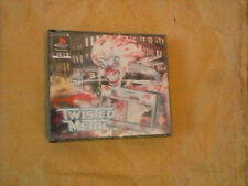 twisted metal ps1 ps2 ps3 psx aus spielesammlung rar sony playstation klassiker